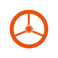 Driving performance icon